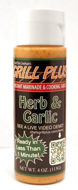 Grill Plus Instant Marinade - Herb and Garlic