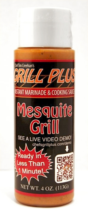 Grill Plus Instant Marinade - Mesquite Grill