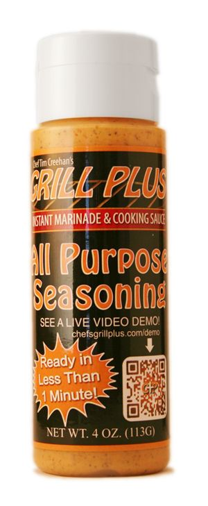 Grill Plus Instant Marinade - All Purpose Seasoning Flavor